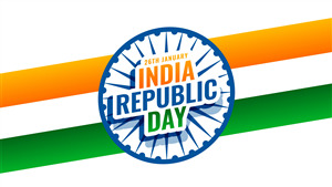 India Republic Day 5K Wallpaper